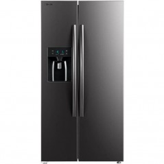 TOSHIBA REFRIGERATOR SIDE BY SIDE RS508WE-PMJ
