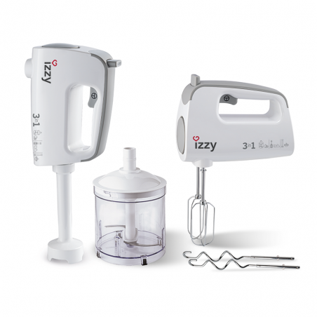 IZZY Hand Mixer 3in1 IZ-1001
