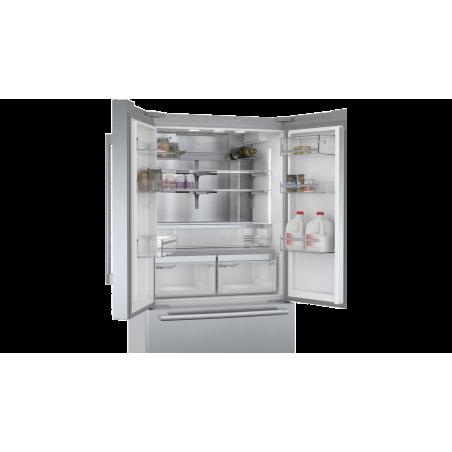 BOSCH KFF96PIEP French door bottom freezer, multiDoor
