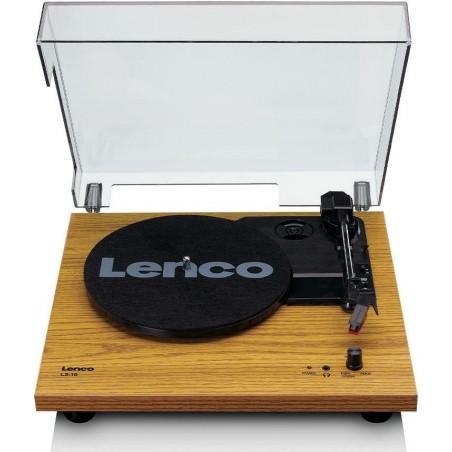 Lenco LS-10 Πικάπ με Ενσωματωμένα Ηχεία