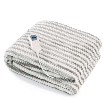 IZZY Electric Blanket 180Χ130cm Grey
