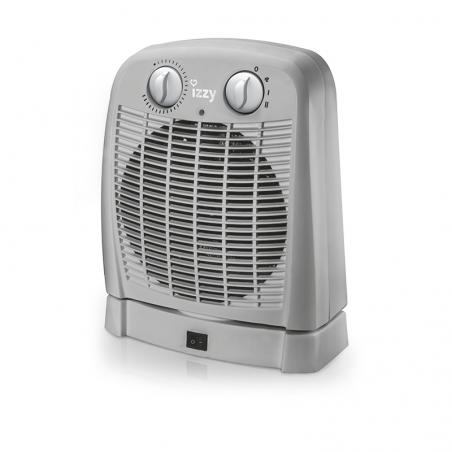 IZZY Oscillating Fan Heater Bath/Room F-10