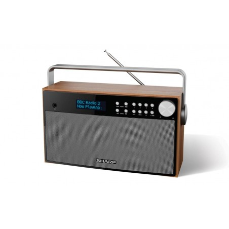 SHARP DR-P355  PORTABLE BLUETOOTH DAB RADIO