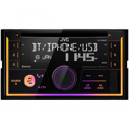 JVC Car Stereo / KW-R930BT