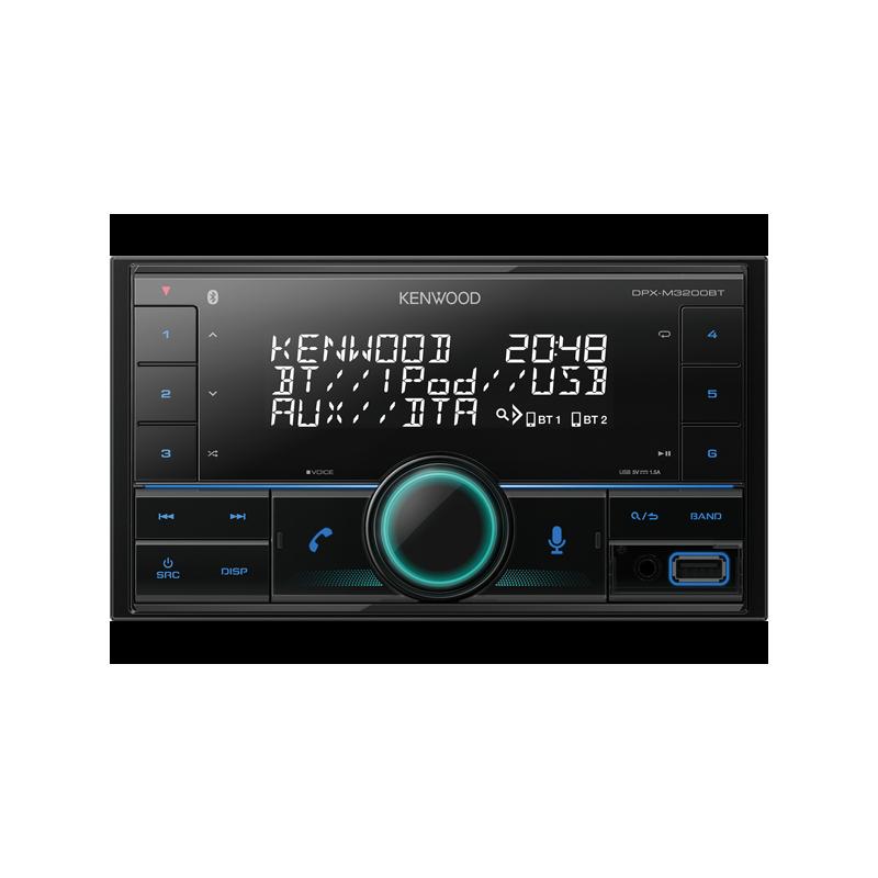 KENWOOD Στερεοφωνικό Αυτοκινήτου / DPX-M3200BT