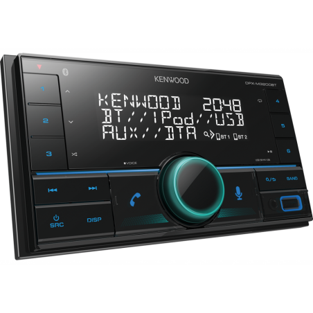 KENWOOD Car Stereo / DPX-M3200BT
