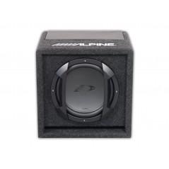 ALPINE  Amplified Subwoofer Box  SWE -815